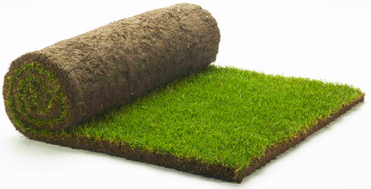 About us installing turf